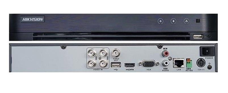 Kit videosorveglianza HikVision 4ch POC