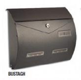Cassetta postale Busta Ghisa