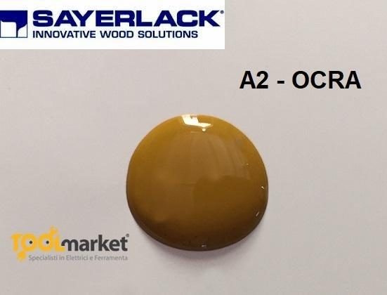 Finitura poliuretanica pigmentata TZ9925/ABC + TH0720 SAYERLACK