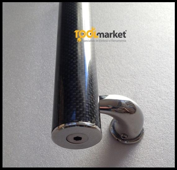 Maniglione in fibra di carbonio