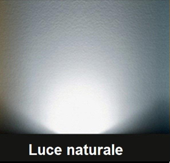 Lampada led peretta 1.5w E14 luce naturale