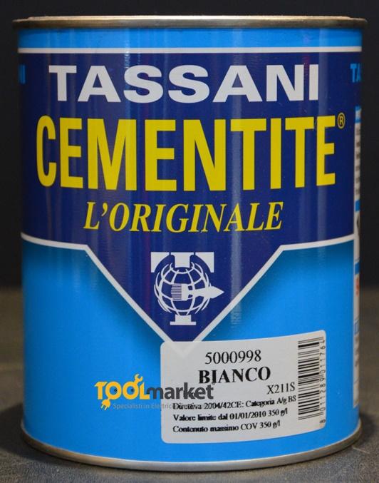Cementite Tassani bianca sintetica