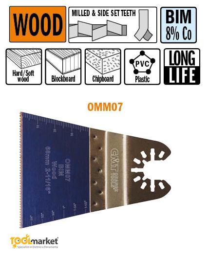 Lama multiutensile OMM07 68mm