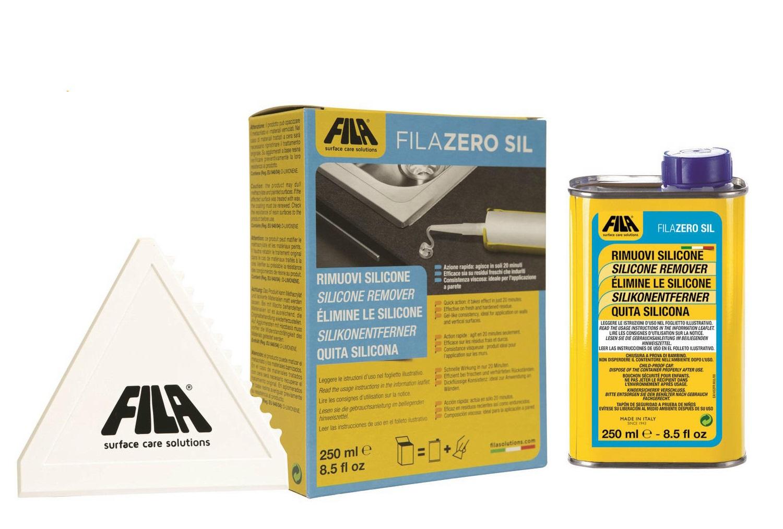 Solvente per silicone FilaZero SIL 250 ml