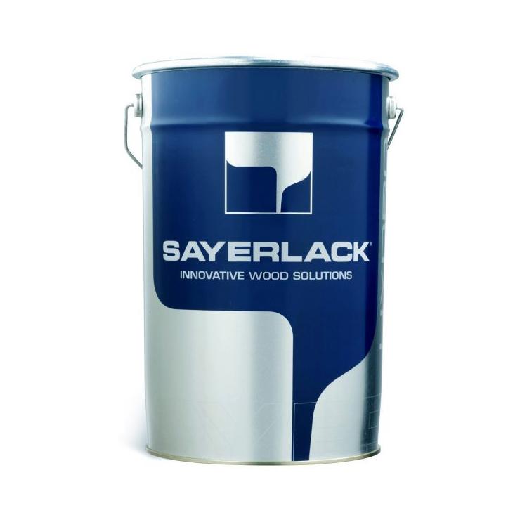 Finitura all'acqua con effetto naturale gloss per interni AF0618/00 da 6lt + AH1564/00 da 0,6kg - SAYERLACK