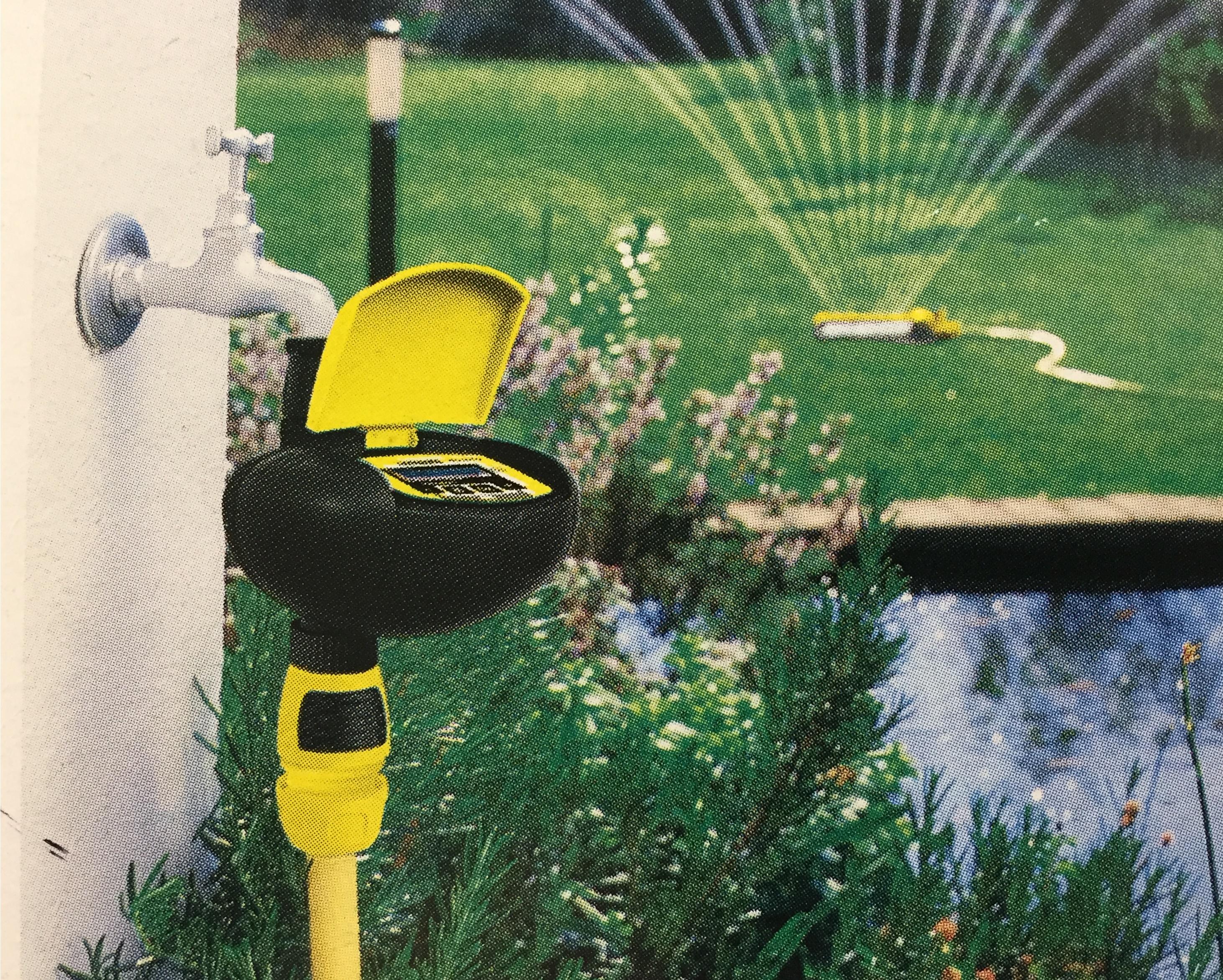 Centralina per irrigazione KARCHER WU 90/72