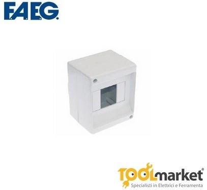 Centralino da parete senza portello IP20 FAEG