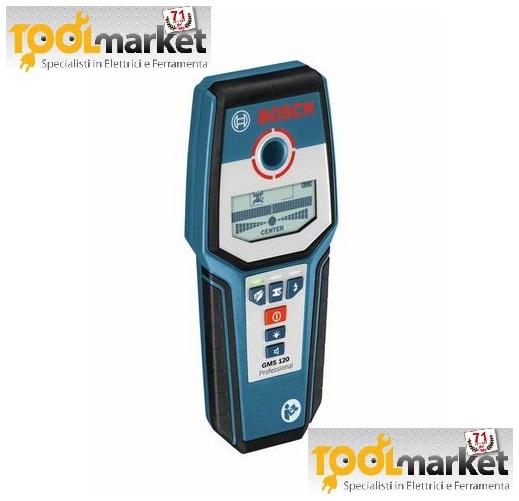 Rilevatore multidetector GMS120