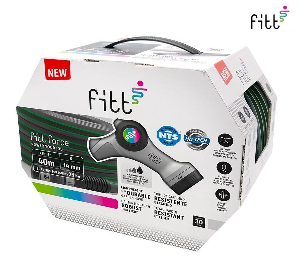 Tubo giardino Fitt Force 20mt kit