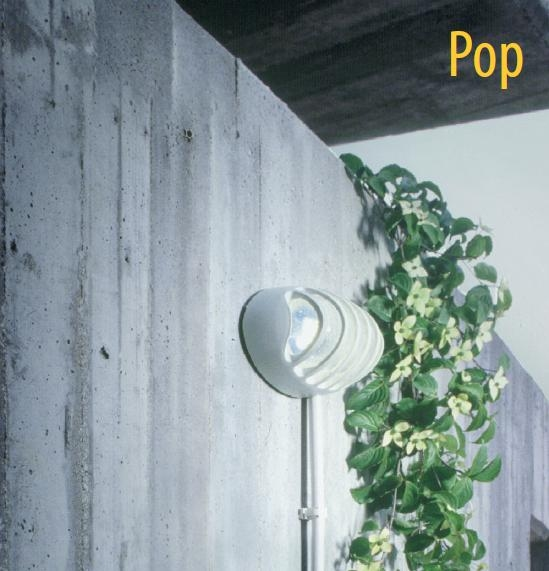 Plafoniera POP