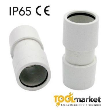 Raccordo tubo-tubo stagno