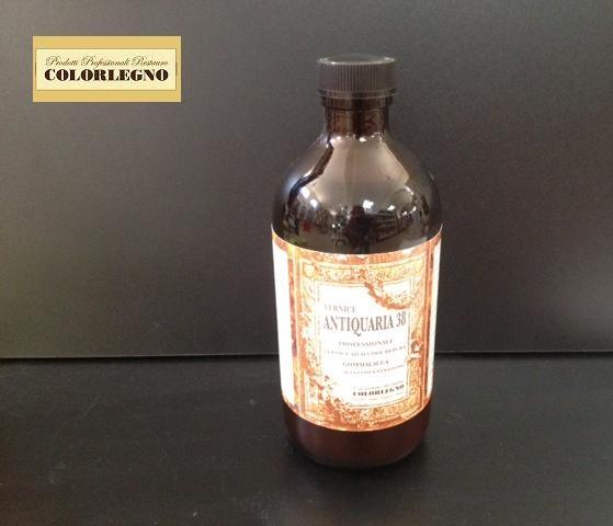Lacca Antiquaria 38 pro  ml.500