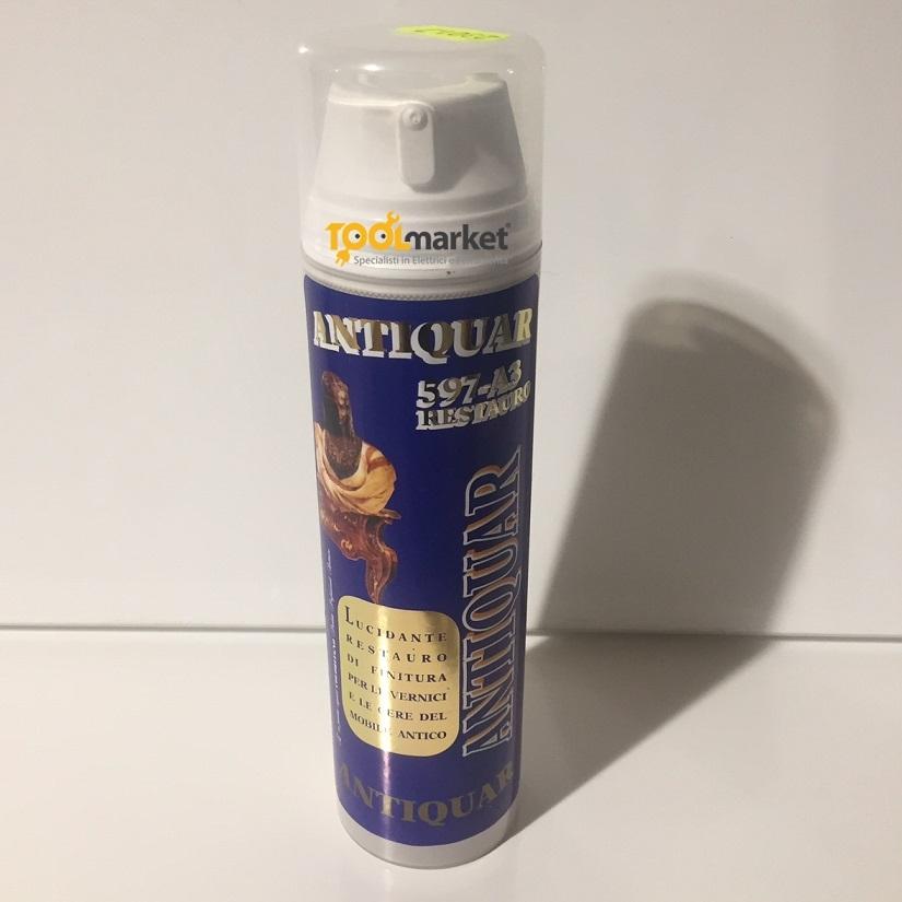 Antiquar 597 cera ml.250