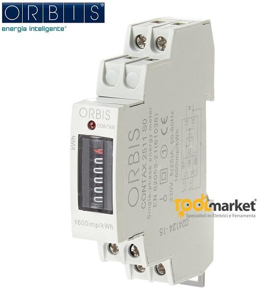 Contatore energia Orbis Contax 2511SO