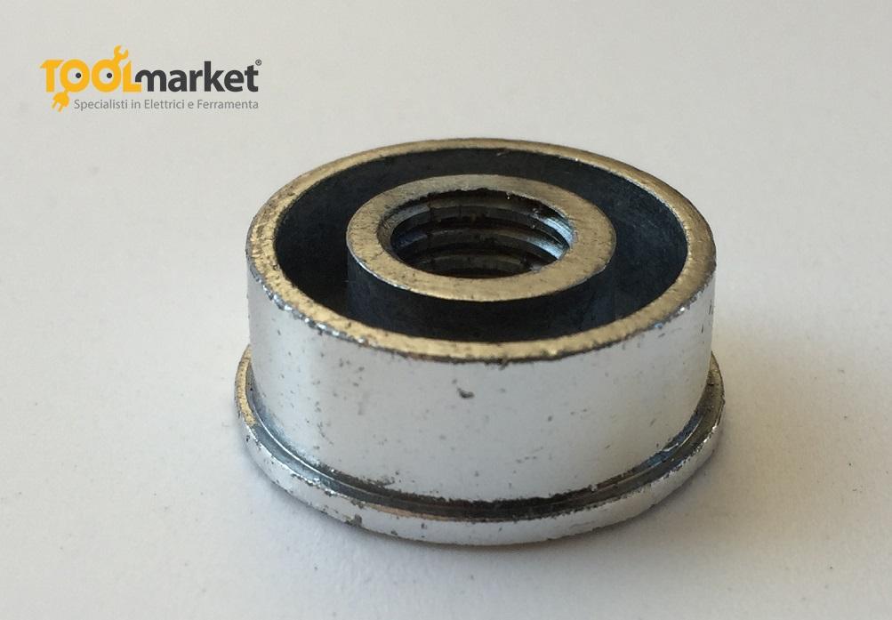 Tappo filettato in metallo M10