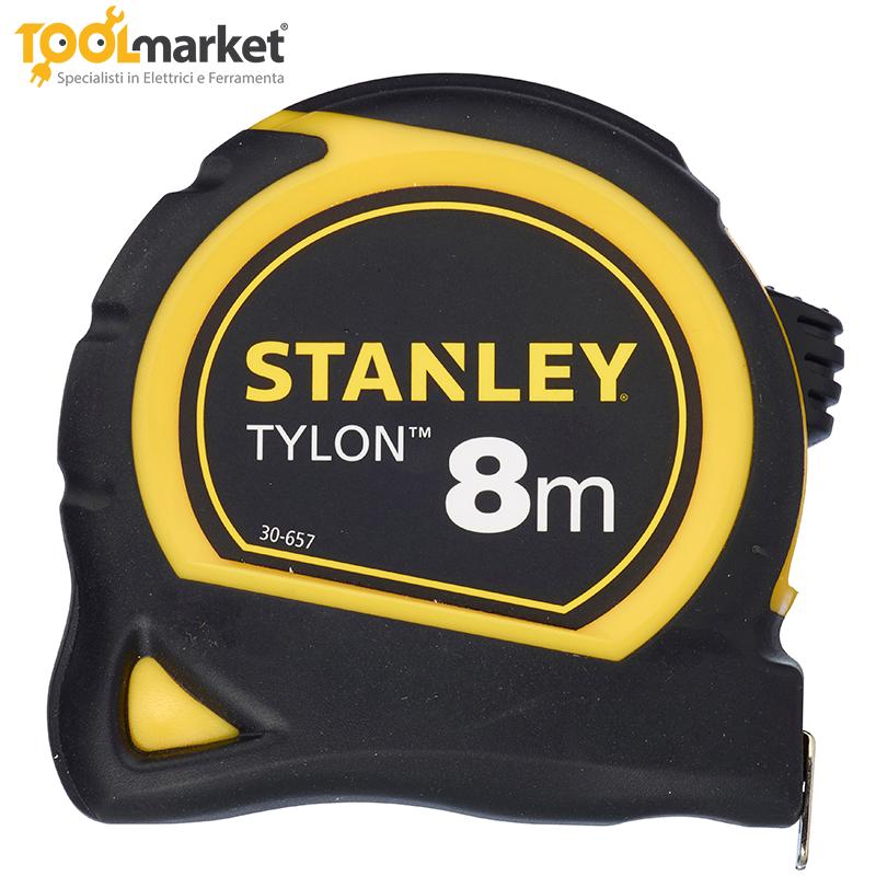 Flessometro TYLON STANLEY 8 mt