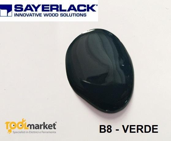 Finitura poliuretanica pigmentata TZ9925/ABC + TH0720 - SAYERLACK