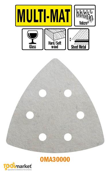 Feltro Lucidante Perforato oma30000 98mm