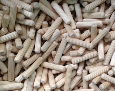 Spine legno per incastri