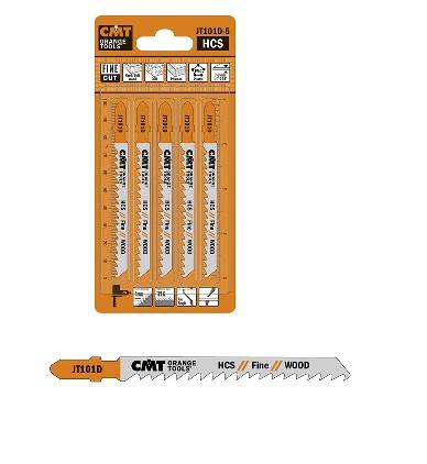 Lama per alternativi taglio legno pz 5 JT101D