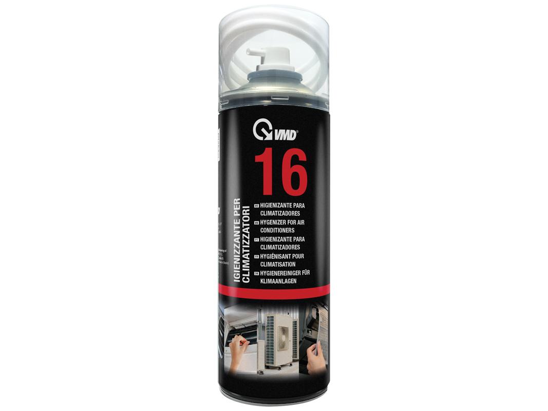 Spray igienizzante per condizionatori 16 da 400ml - VMD