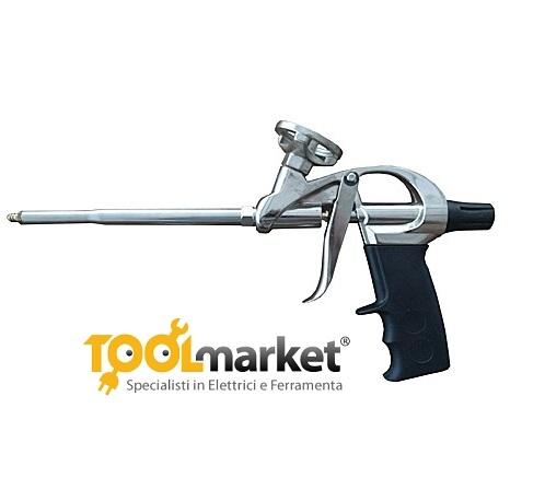 Pistola per schiuma poliuretanica hobby