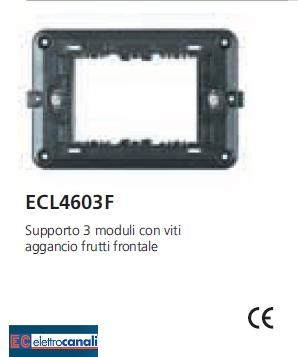 Supporto LIFE ECL4603F