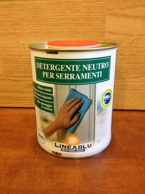Detergente neutro per infissi 750ml HH8011