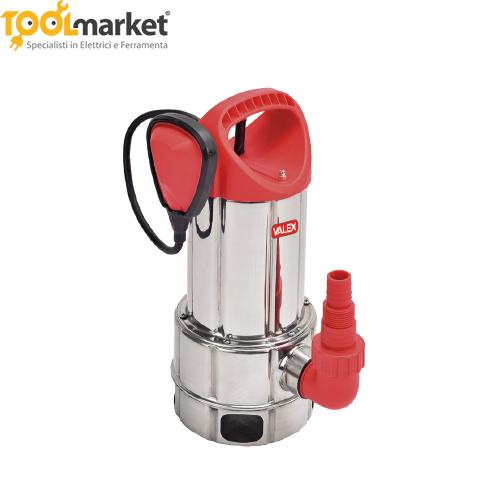 Elettropompa sommergibile per acque torbide ESP INOX551 - VALEX