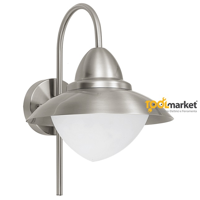 Lanterna Eglo Sidney 83966 inox
