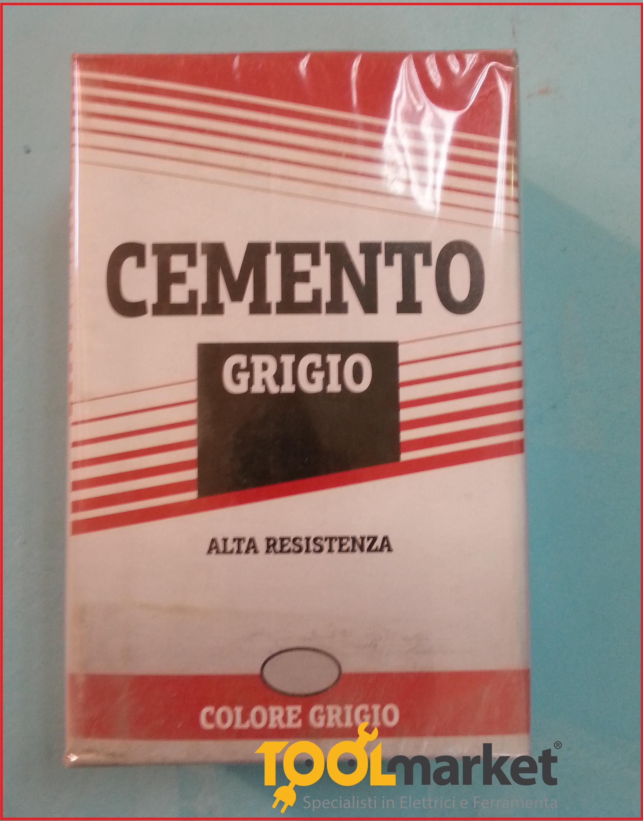 Cemento grigio in polvere kg 1