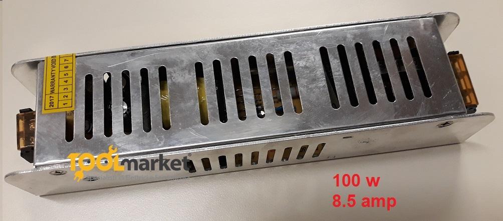 Alimentatore per led 100w 8.5 amp