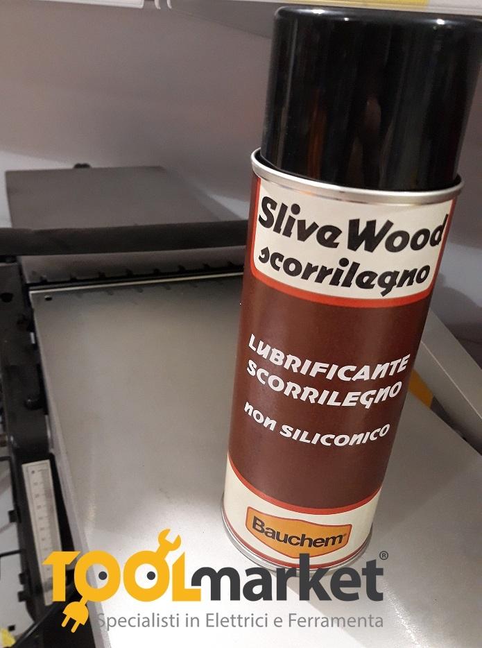 Lubrificante scorrilegno spray ml 400 slivewood