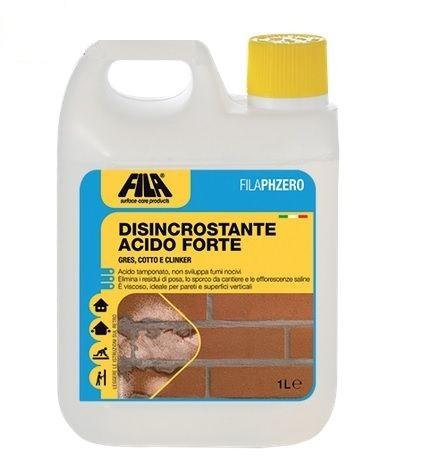 Disincrostante PHzero  acido forte  lt1