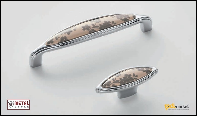 Maniglie porcellana Cosmopolitan
