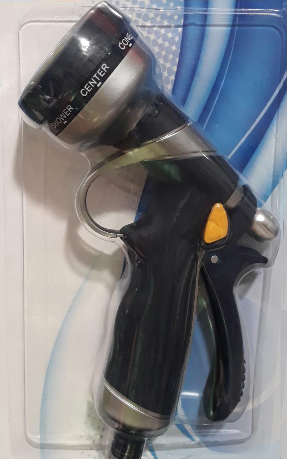 Pistola a getto 8 posizioni regolabili DY2072