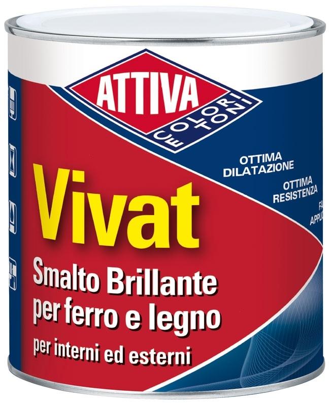 Smalto sintetico Attiva Vivat da 0.750