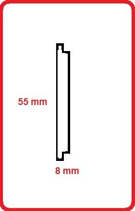 Cornice intagliata m4057