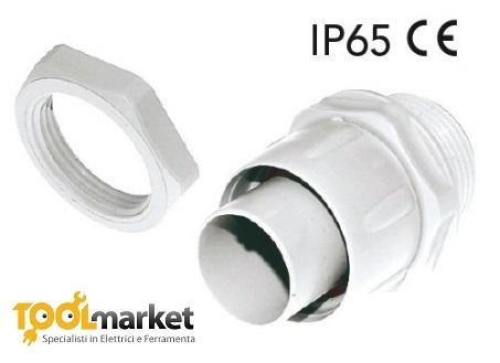 Raccordo scatola-guaina IP65