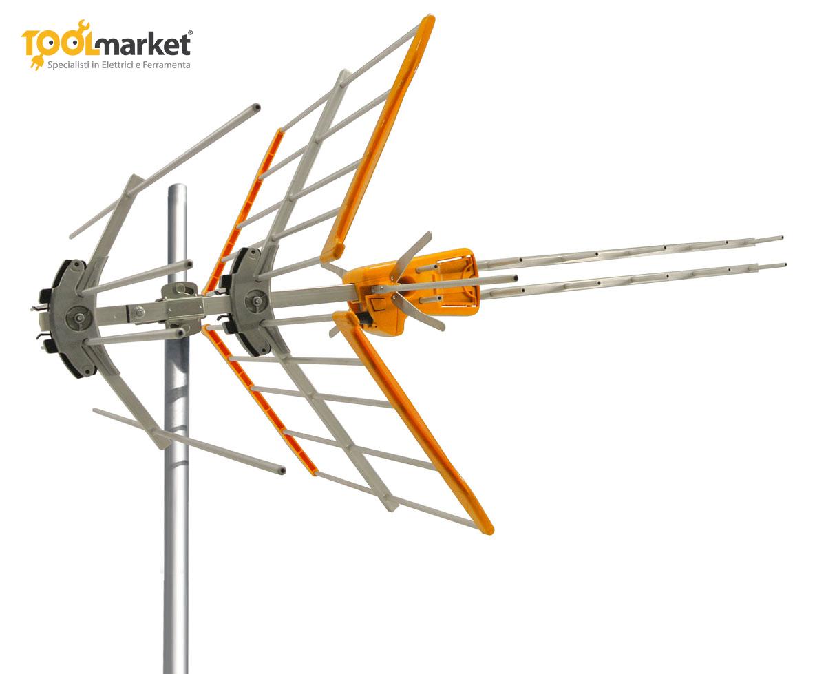 Antenna VZenit MIX BIII/UHF