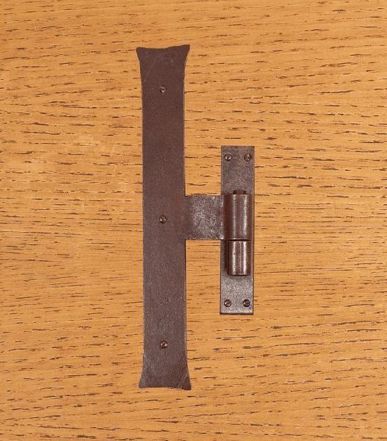 Cerniera FF268 ferro forgiato