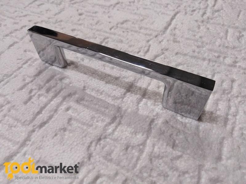 Maniglia per mobili in zama cromo lucido MG320 METAL STYLE