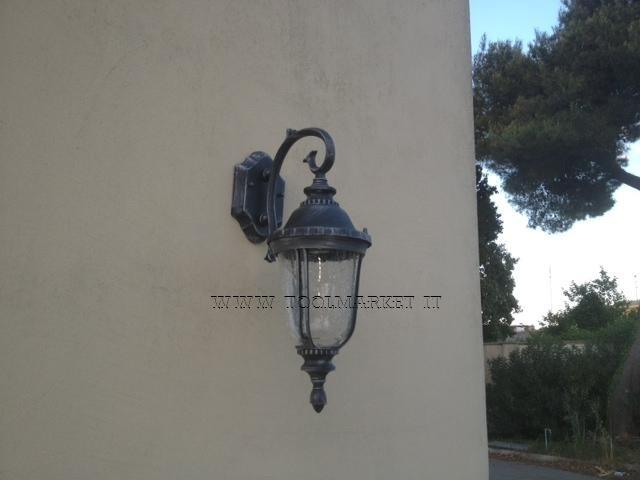Lanterna MANACOR ferro antico