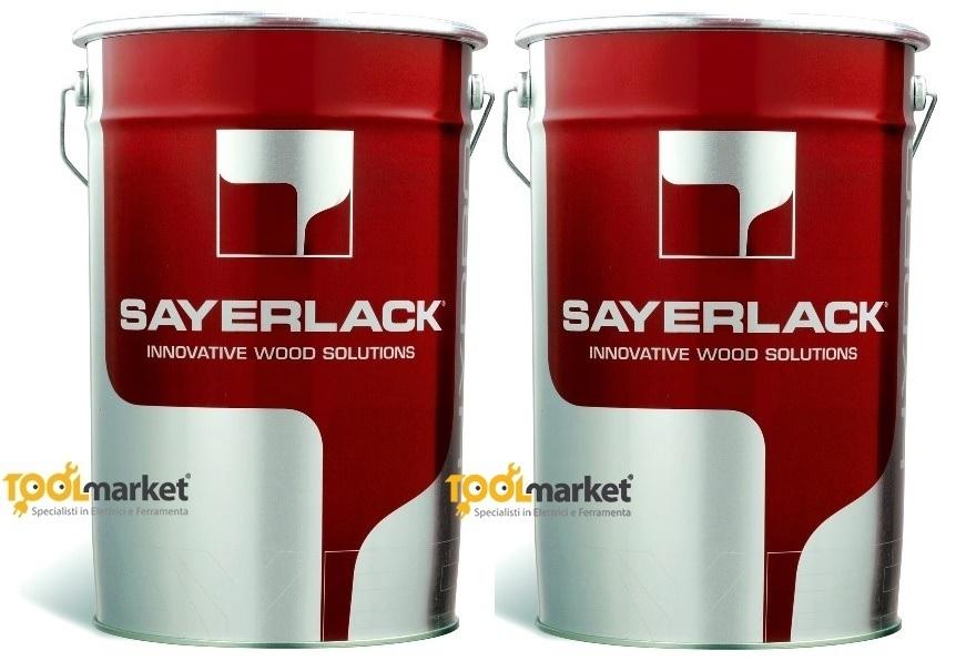 Finitura poliuretanica nero lucido TL0099/A5 + TH0735 LT1 - SAYERLACK