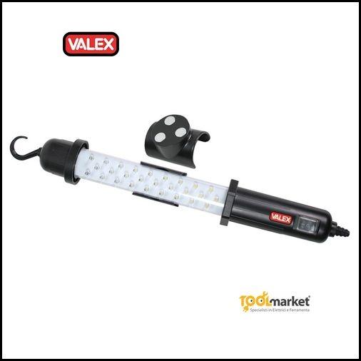 Lampada portatile power light led - VALEX