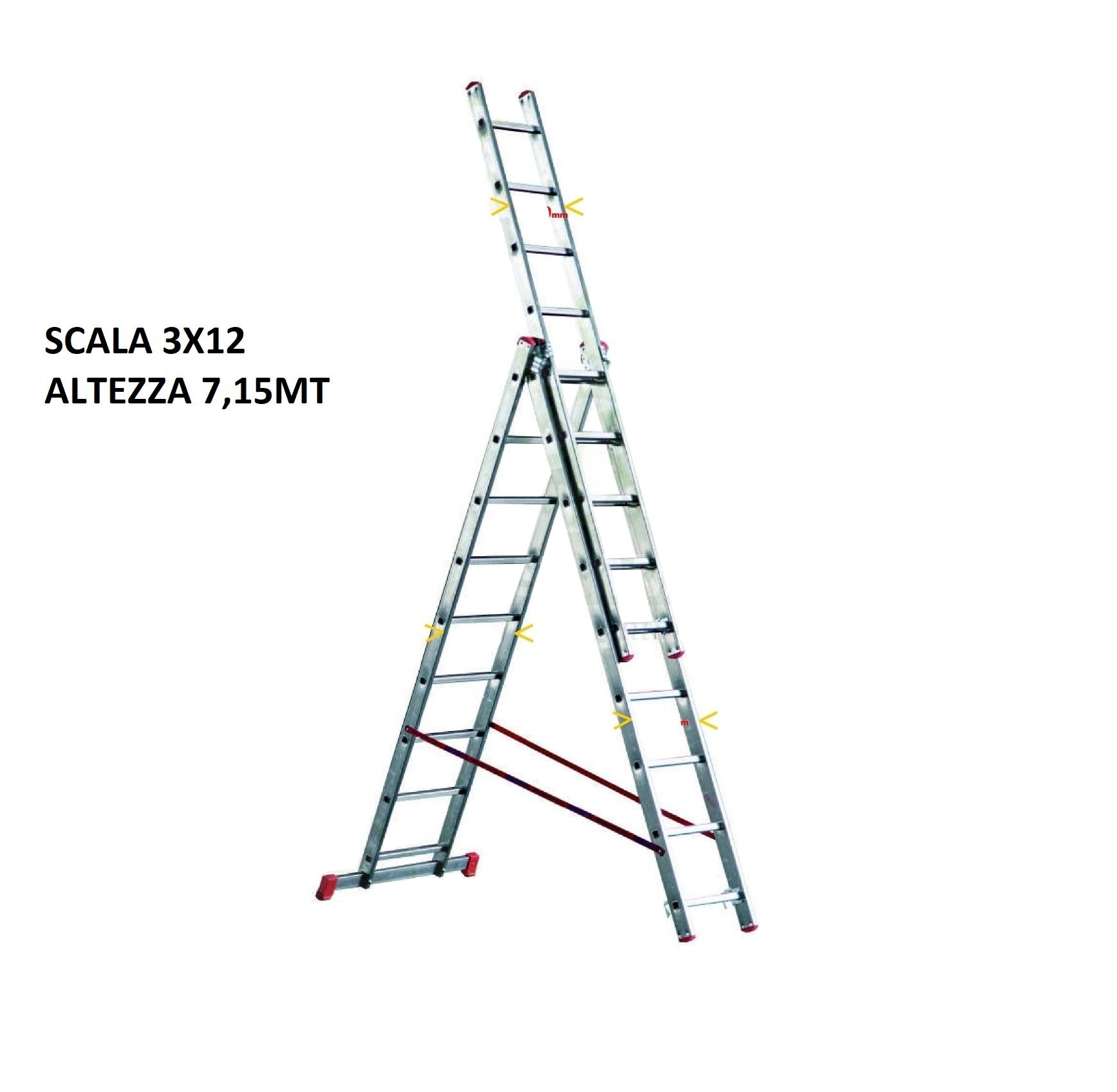 Scala 3 elementi trasformabile Orange OR 3