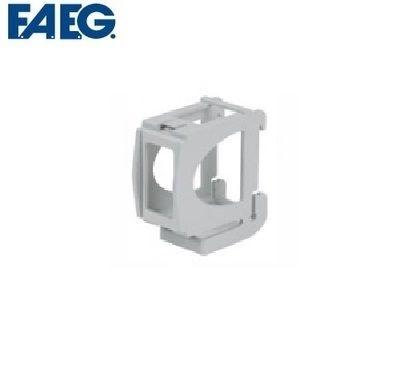 Porta moduli magic 1 posto per binario DIN 1,5moduli FAEG