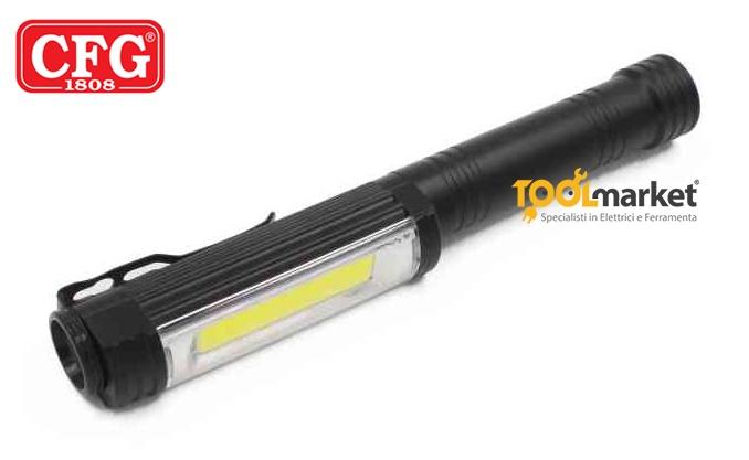 Torcia LED 350lm EL034