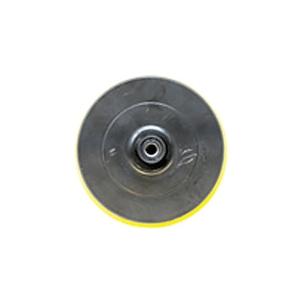 platorello 125mm a velcro per smerigliatrici attacco m14