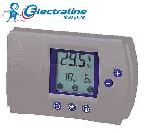 Cronotermostato Electraline 59214